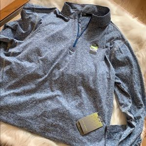 New Men's DRYTEK OUTDOOR GEAR PULLOVER SWEATER